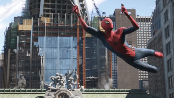 Spider-Man: Far From Home. El Marketing también está en el cine.