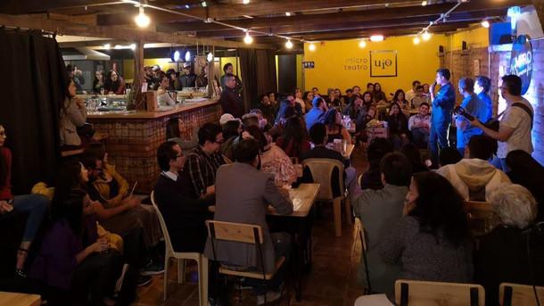 Bananafest: El arte de la improvisación
