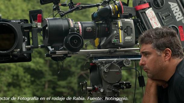 Un Director de Fotografía Ecuatoriano que Triunfa en Hollywood