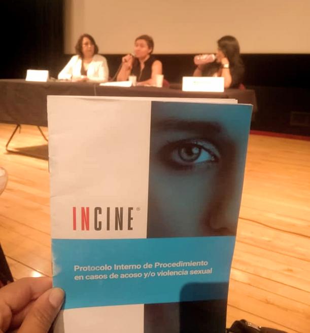 Incine presentó el protocolo interno de procedimiento en casos de acoso y/o violencia sexual