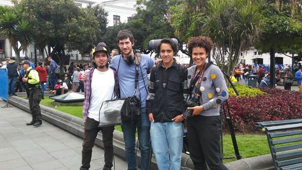 Intercambio Estudiantil INSAS – INCINE: Una Aventura que Inicia en la Mitad del Mundo