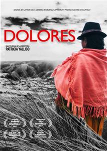 """Patricia Yalllico, graduada de INCINE, presenta teaser de """"Dolores"""""""