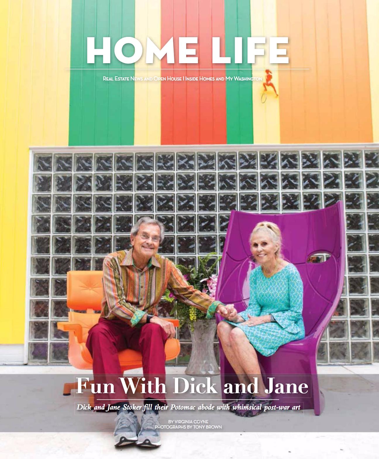 Inside Homes: Dick and Jane Stoker