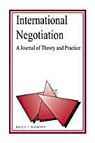 Negotiation Breakthrough Analysis, Climate Change, Bjola