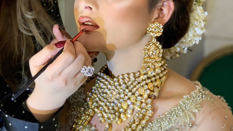 ANAM ONLINE #CULT MAKEUP COURSE