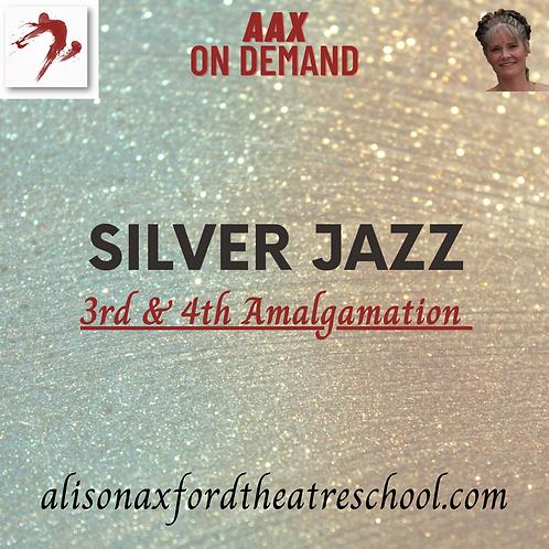 Silver Jazz Award - 3rd & 4th Amalgamations