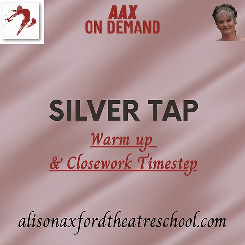 Silver Tap Award - 1 - Warm up and Close work Timestep