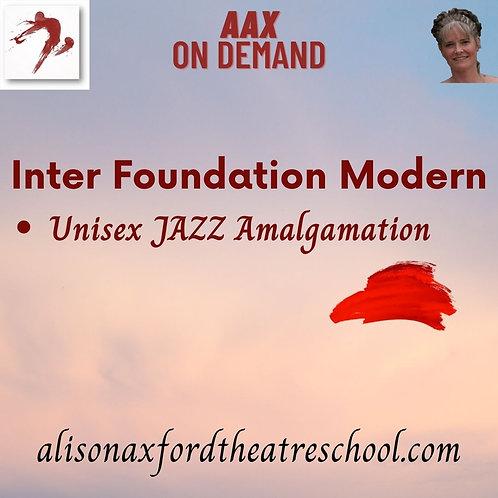 Inter Foundation Modern - 8th Video - Jazz Amalg