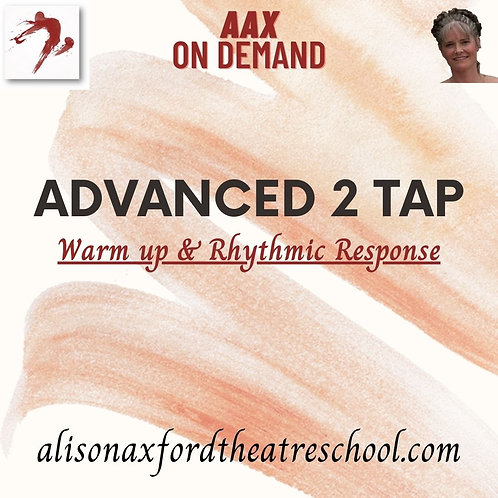 Advanced 2 Tap - 1 - Warm up and Rhythm Exercises Vi