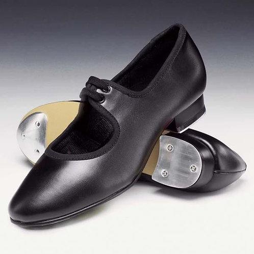Low Heel Tap Shoes - with heel taps