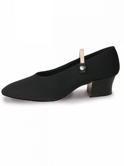 Character Shoes - cuban heel