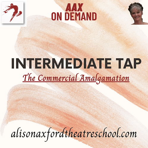 Intermediate Tap - 8 -  Commercial Amalgamation Video
