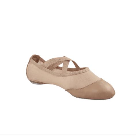 Capezio BREEZE - nude shoes