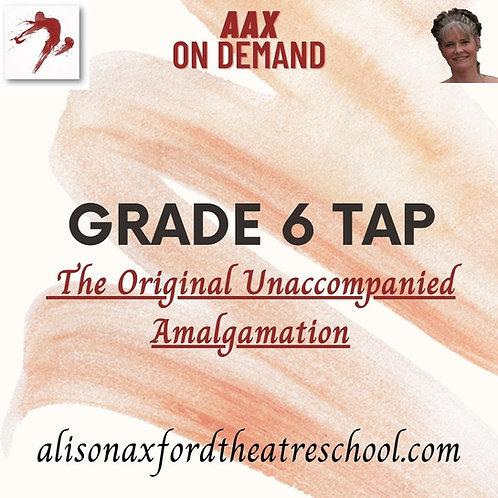 Grade 6 Tap - 5 - Original Unaccompanied Amalgamation