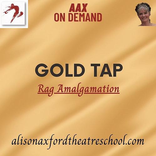 Gold Tap Award - 2 - Rag Amalgamation