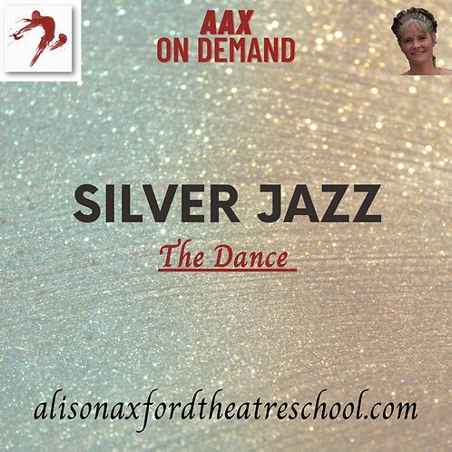 Silver Jazz Award - The Dance