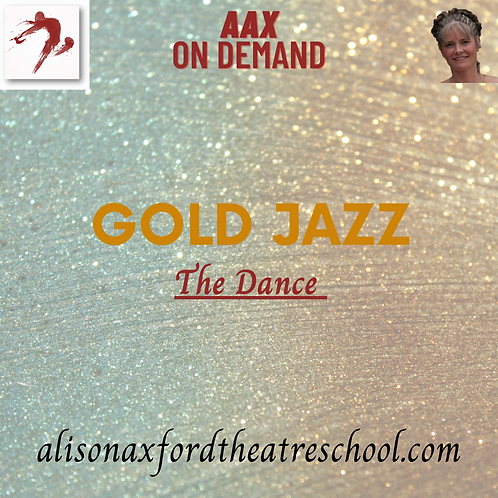 Gold Jazz Award - The Dance