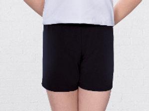 Boys Loose Shorts - Black