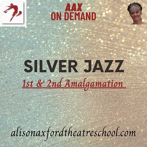 Silver Jazz Award - 1st & 2nd Amalgamations