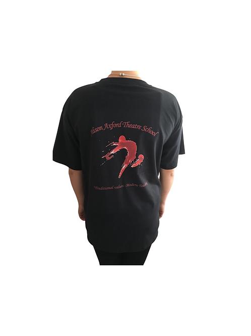 AAX School T-Shirt - ADULT short sleeve