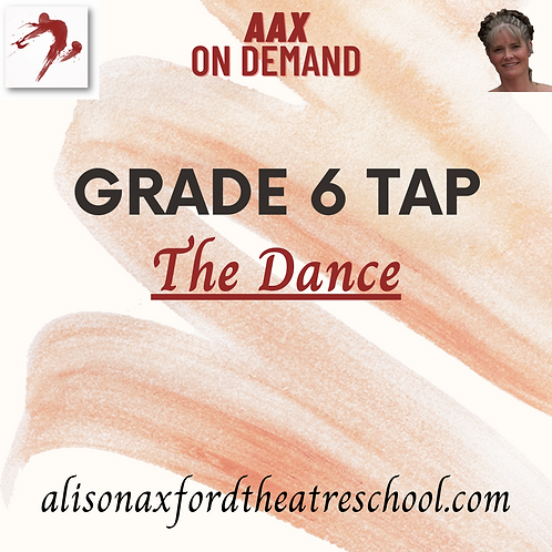 Grade 6 Tap - 7 - The Dance