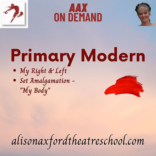 Primary Modern - 3rd Video