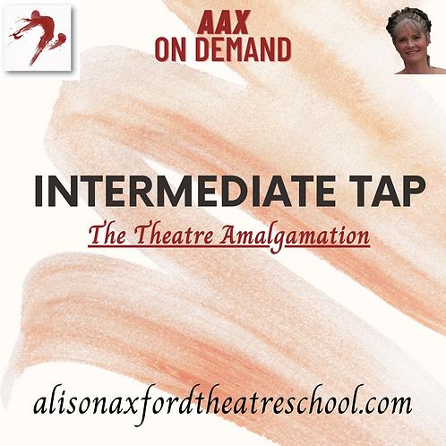 Intermediate Tap - 7 -  Theatre Amalgamation Video