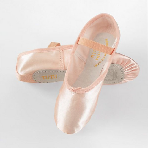Sansha Satin Ballet Shoes