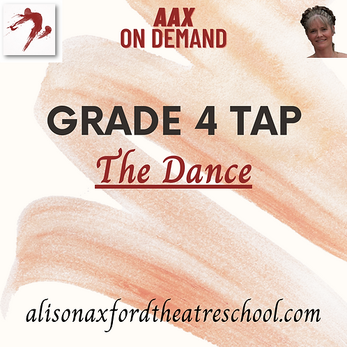 Grade 4 Tap - 5 - The Dance