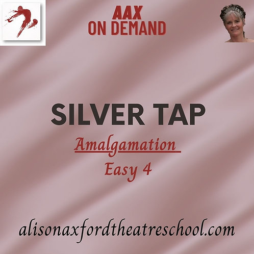 Silver Tap Award - 3 - Easy 4 Amalgamation