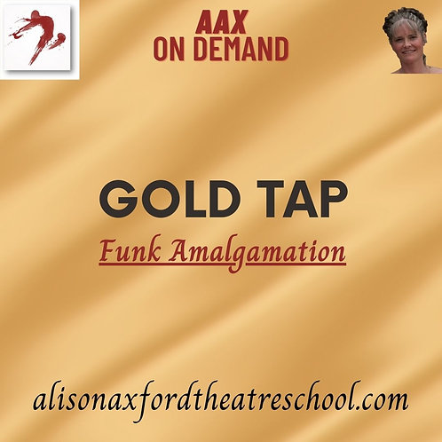 Gold Tap Award - 4 - Funk Amalgamation