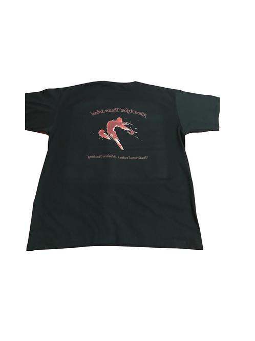 AAX School T-Shirt - JUNIOR short sleeve