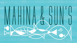 Mahina and Suns logo