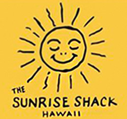 the sunrise shack waikiki logo