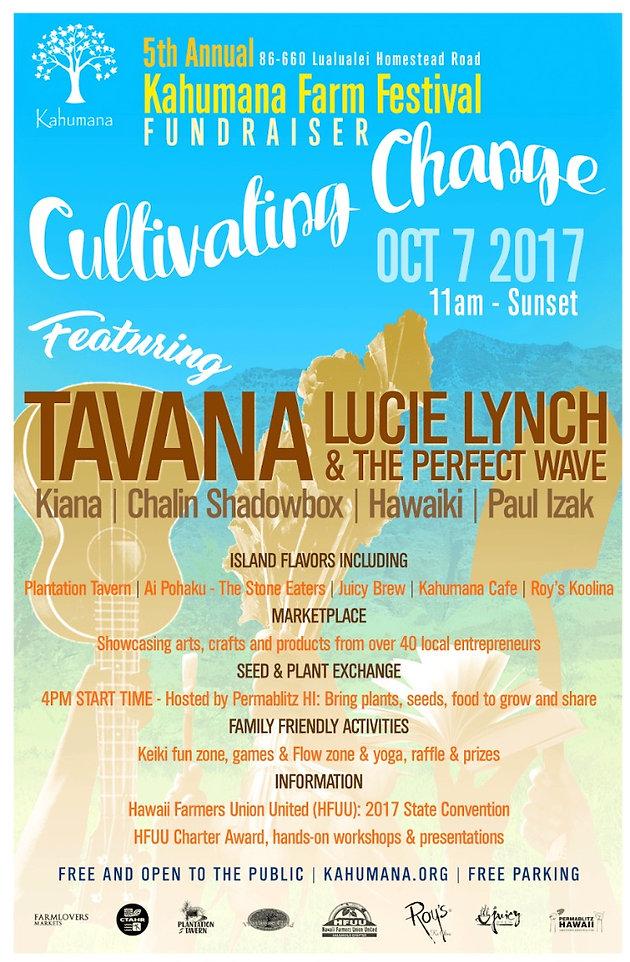 Kahumana Farm Festival (Waianae) @ Kahumana Organic Farm   Waianae   Hawaii   United States