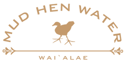 Mud Hen Water Logo