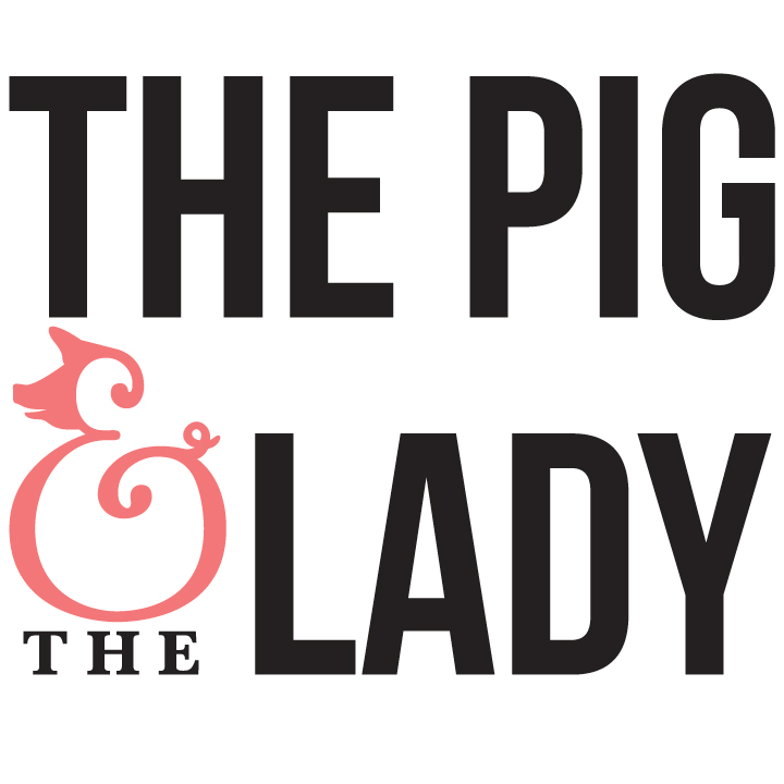 Pig and the Lady Logo