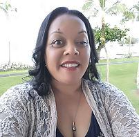 Image of Summer Pakele, the manager of Ohana Ola O Kahumana.