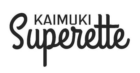 kaimuki superette logo
