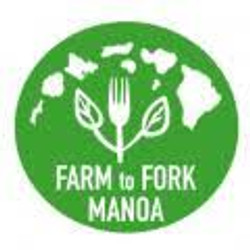 Farm to Fork Manoa logo