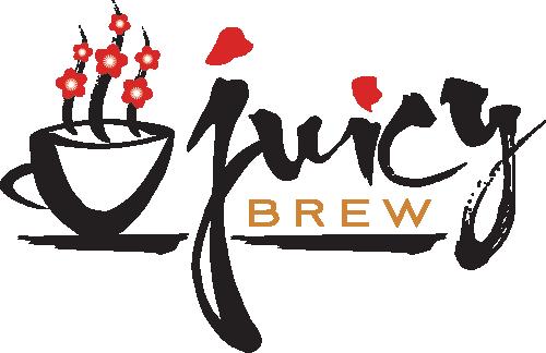 juicy brew logo
