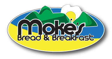 mokes bed and breakfast logo