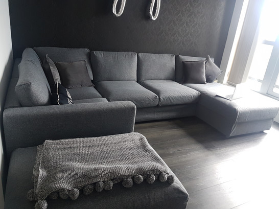 1 beautiful vimle ikea sofa chaise lounge sofas. Black Bedroom Furniture Sets. Home Design Ideas