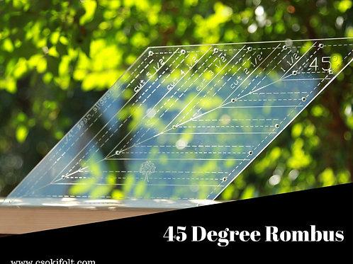 45° DIAMOND