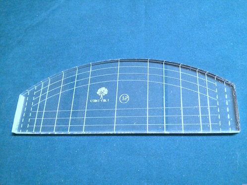 """6"""" curve ruler"""