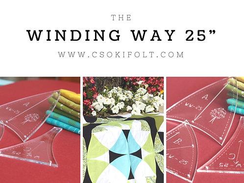 Winding Ways 25