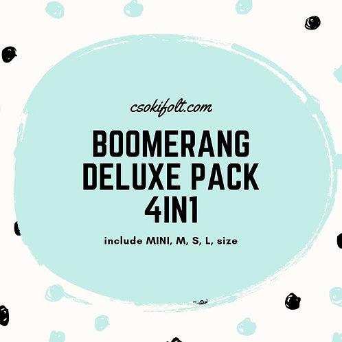 Boomerang Deluxe Pack