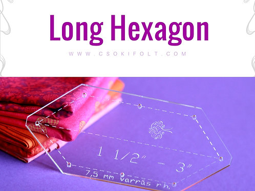 Long Hexagon