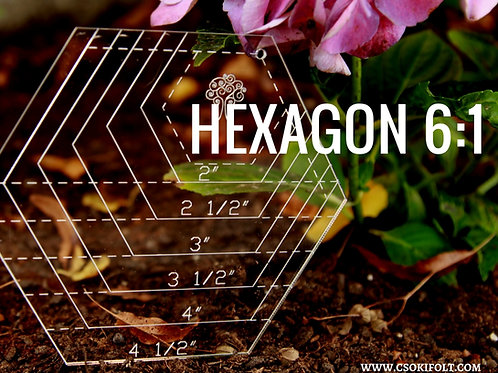 Hexagon 6:1