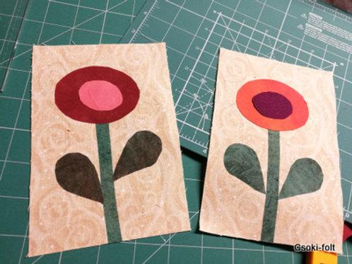Simple Flower application